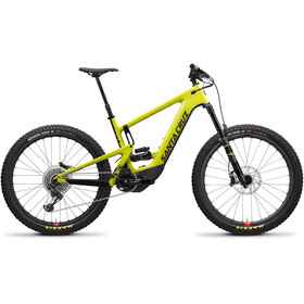 Santa Cruz Heckler CC RSV X01 Eagle yellowjacket